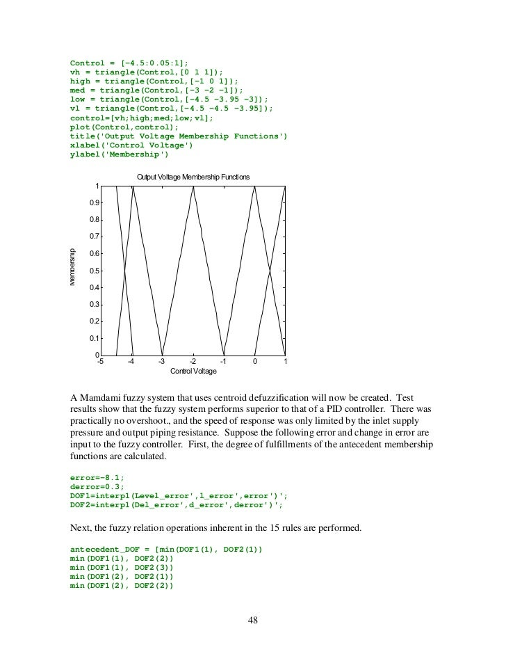 Fuzzy and Neural Approaches in Engineering MATLAB