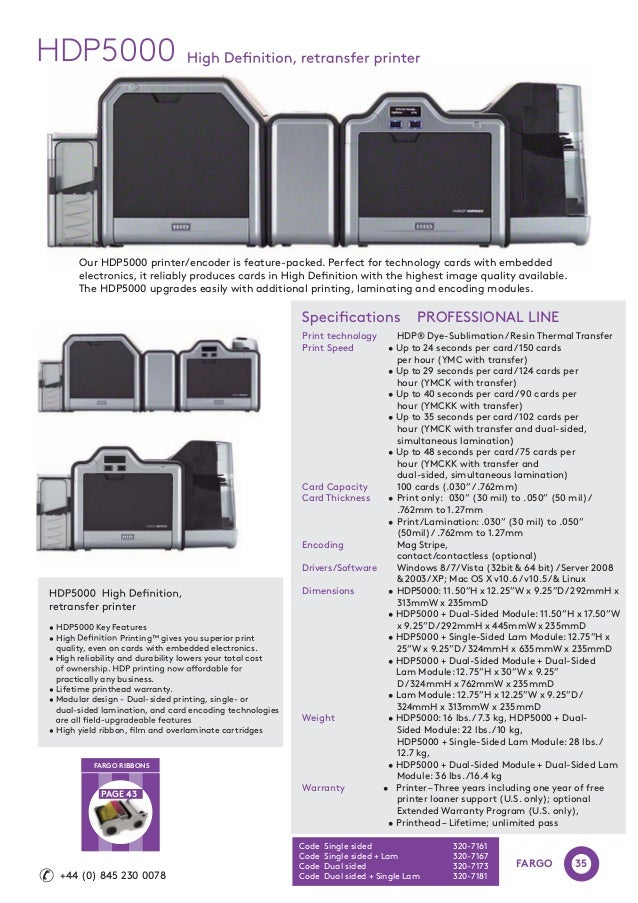 Universal Smart Cards Limited - The Trade ID Catalogue