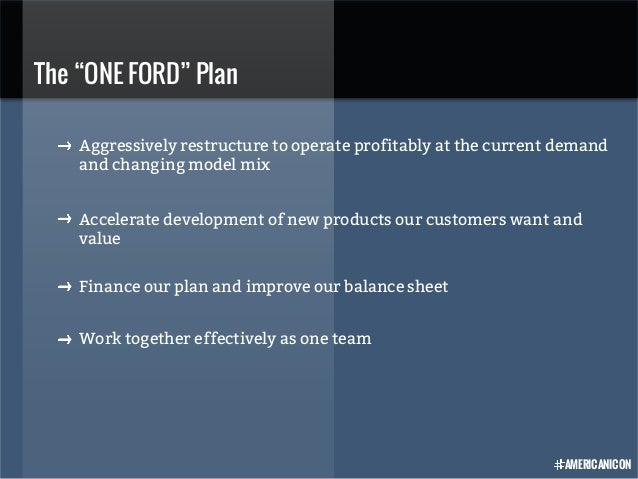 alan mulally business plan review template