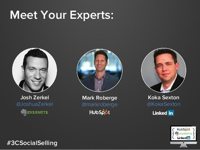 Master The 3 C's Of Social Selling: Context, Content, & Collaboration Slide 2