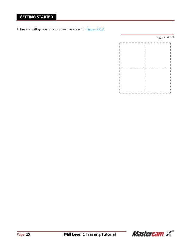 mastercam x6 mill level 1 training tutorial manual rh fkbjh kenhsexpro us 2 X 6 3 X 3 Carpet Squares