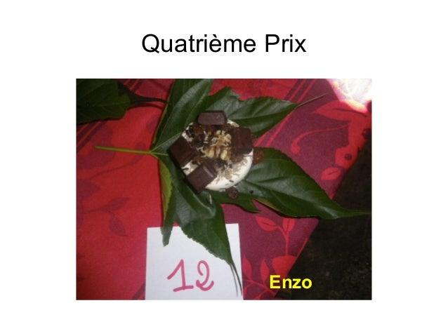 Quatrième Prix Enzo