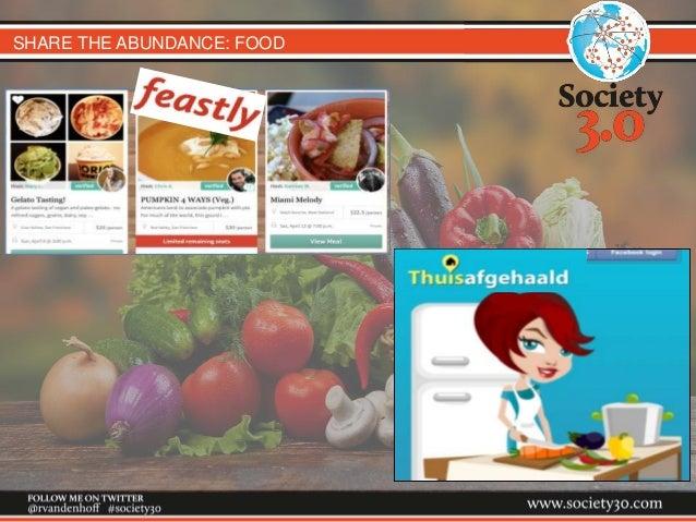 SHARE THE ABUNDANCE: FOOD