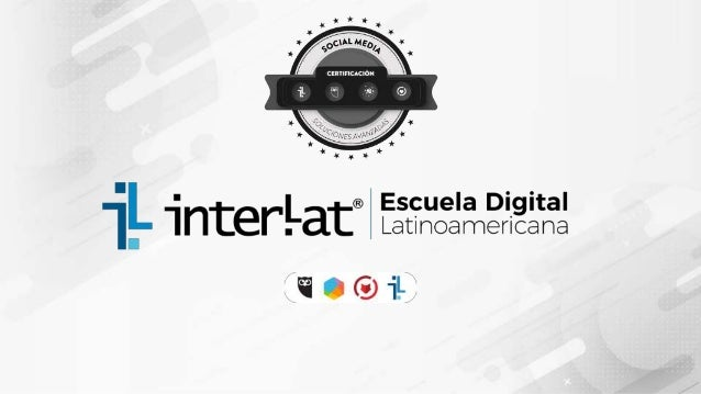 Speakers Sol Romeo CMO en Doppler Email Marketing Diego García Marketing Director en Interlat #CertificaciónSocialMedia
