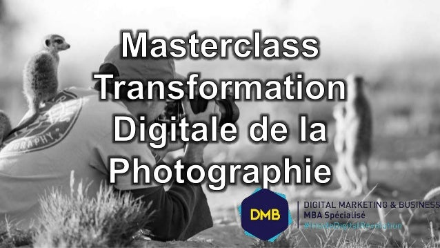 1. Histoire de la transformation digitale de la photo: de la photo argentique a la photo numérique 2. Marché de la photogr...