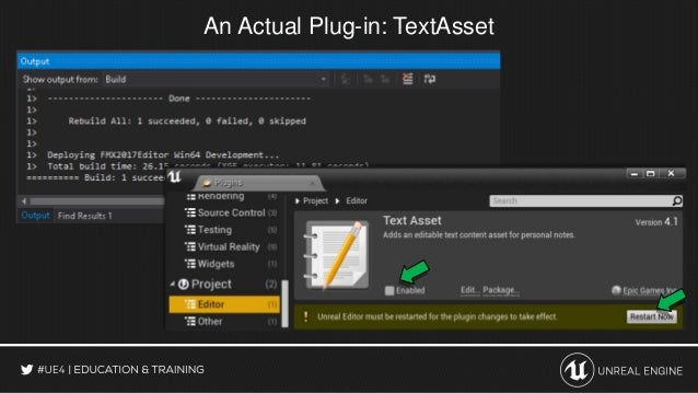 Unreal 4 Build Plugin