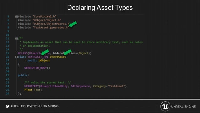 FMX 2017: Extending Unreal Engine 4 with Plug-ins (Master Class)