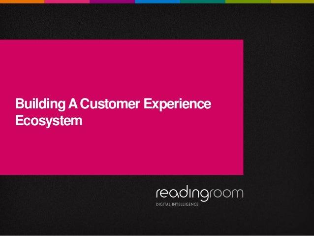 BuildingA Customer Experience Ecosystem