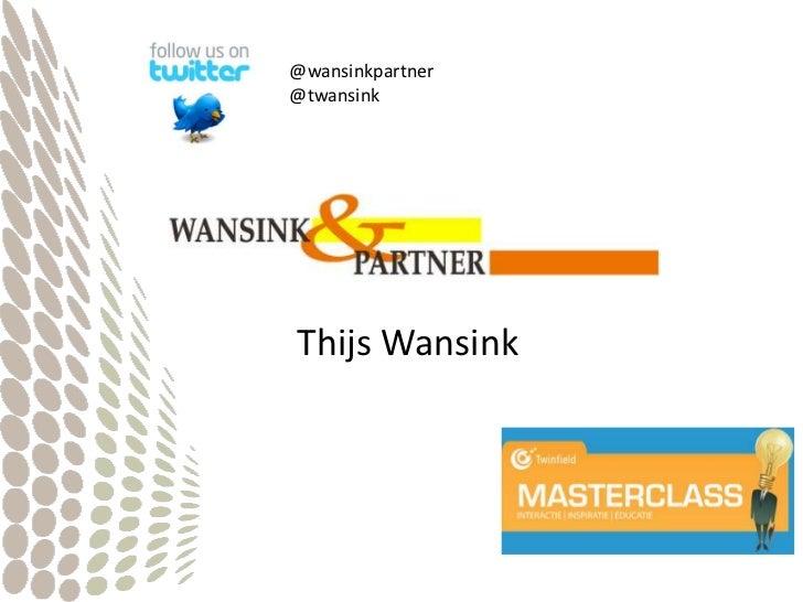 @wansinkpartner@twansinkThijs Wansink