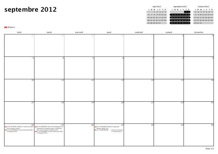 septembre 2012                                                                                                            ...