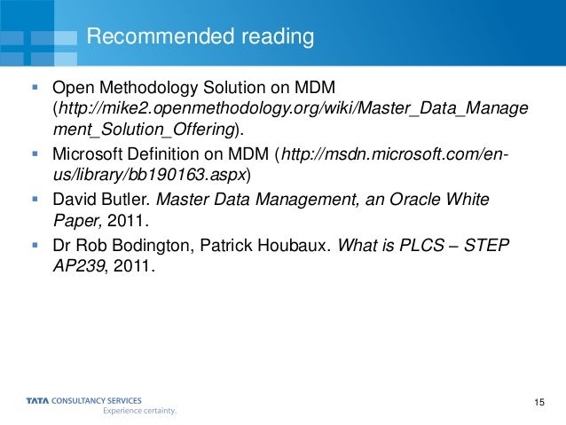 2dd3eb52 Master data management (mdm) & plm in context of enterprise product m…