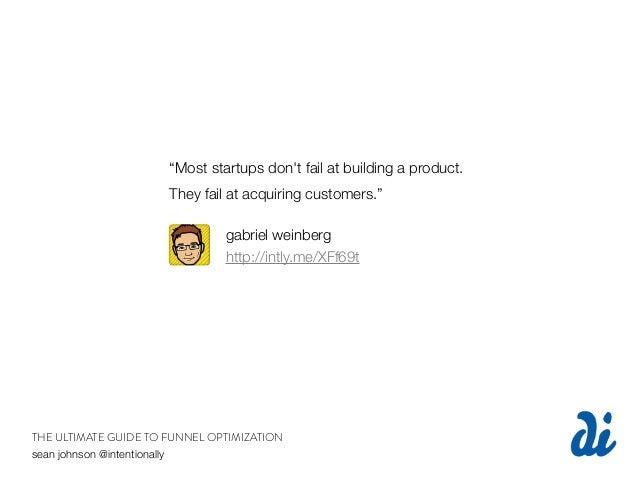 Ultimate Guide to Funnel Optimization Slide 3