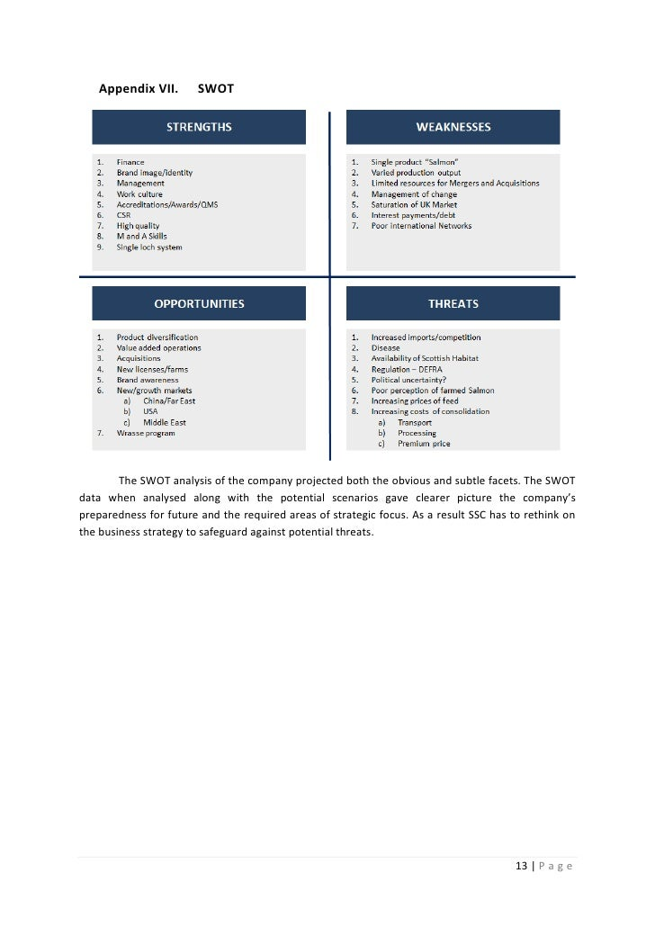 Strategy analysis and evaluation rim