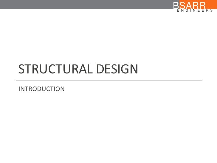 UT Architectural Engineering Integrated Design Course Presentation