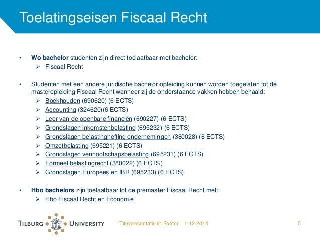 master thesis fiscale economie tilburg