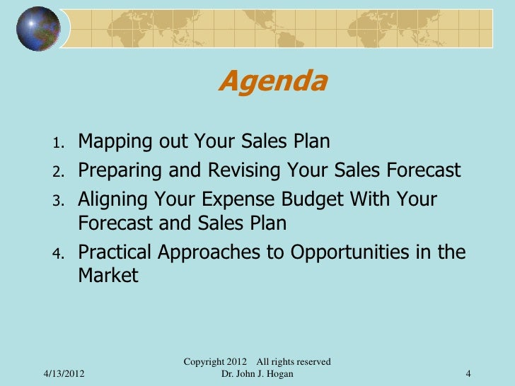 sales forecasting budget and control Companies use sales forecasts to inform business decisions, including budgets,  hiring plans, marketing strategies, and inventory management.