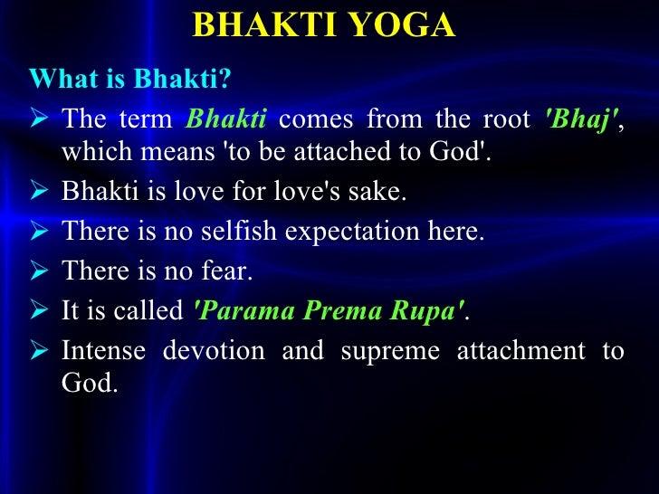 Risultati immagini per bhakti yoga