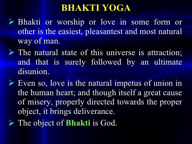 Mastering The Emotions Bhakti Yoga Ppt