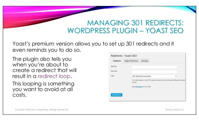 MANAGING 301 REDIRECTS: SQUARESPACE URL SHORTCUTS In SquareSpace you can rename URLs within your site using the URL Rewrit...