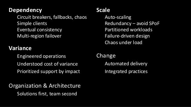 Mastering Chaos - A Netflix Guide to Microservices