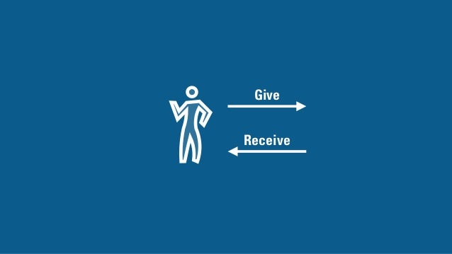 Give Receive