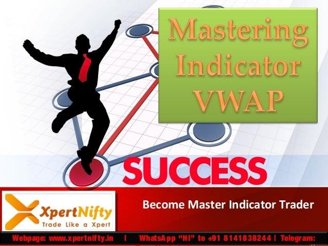 "Become Master Indicator Trader Webpage: www.xpertnifty.in | WhatsApp ""HI"" to +91 8141838244 | Telegram:"