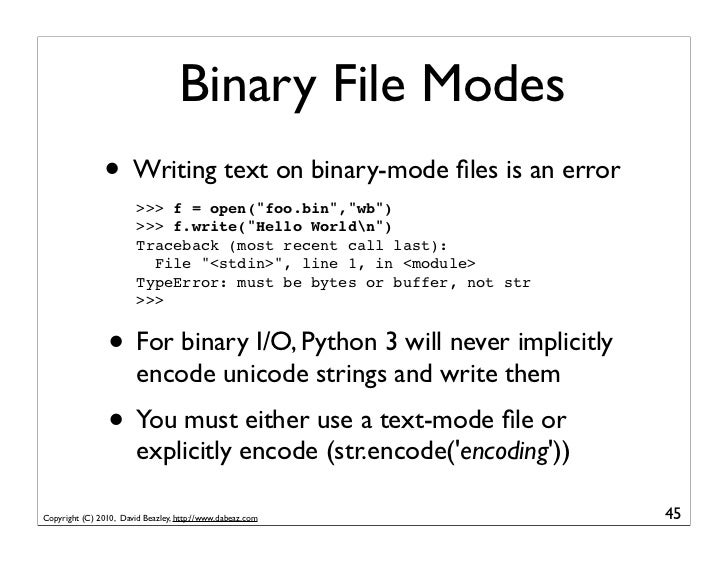 Binary information technology solutions