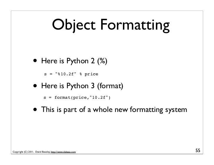 Mastering Python 3 I/O (Version 2)