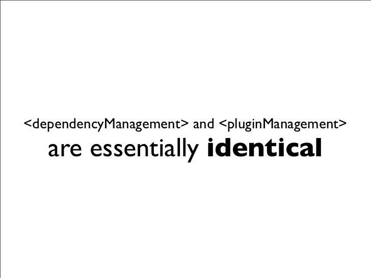 $ mvn dependency:analyze  [WARNING] Unused declared dependencies found: [WARNING] org.slf4j:slf4j-log4j12:jar:1.4.2:compil...