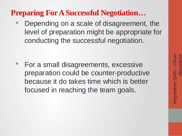 Negotiation Skills Pdf