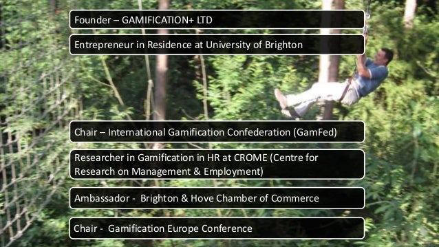 Mastering the Game - Big Data and Gamification Slide 2