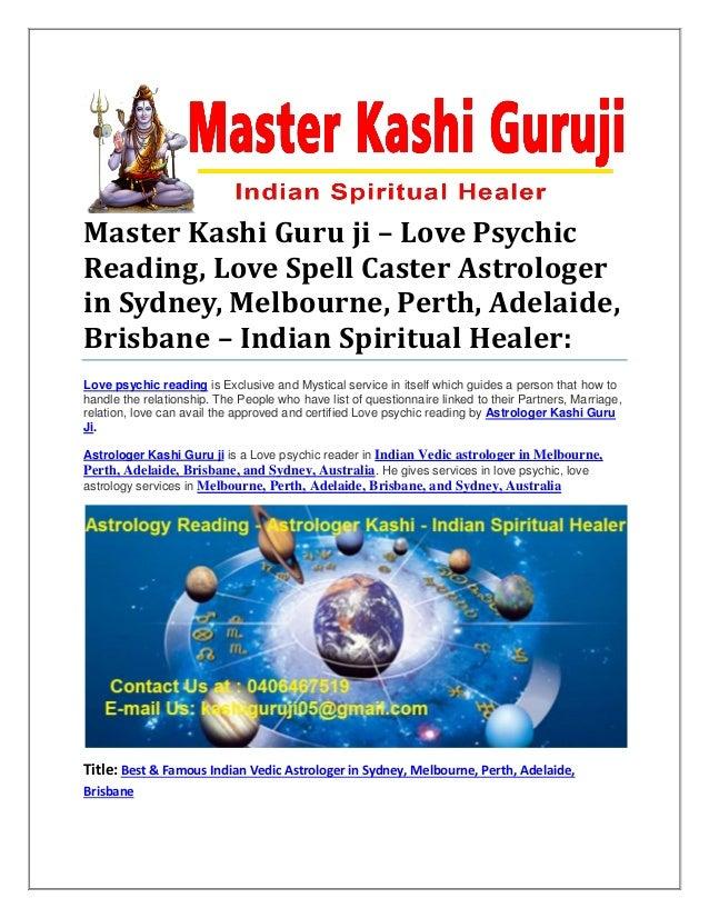 Master Kashi Guru ji – Love Psychic Reading, Love Spell Caster Astrol…