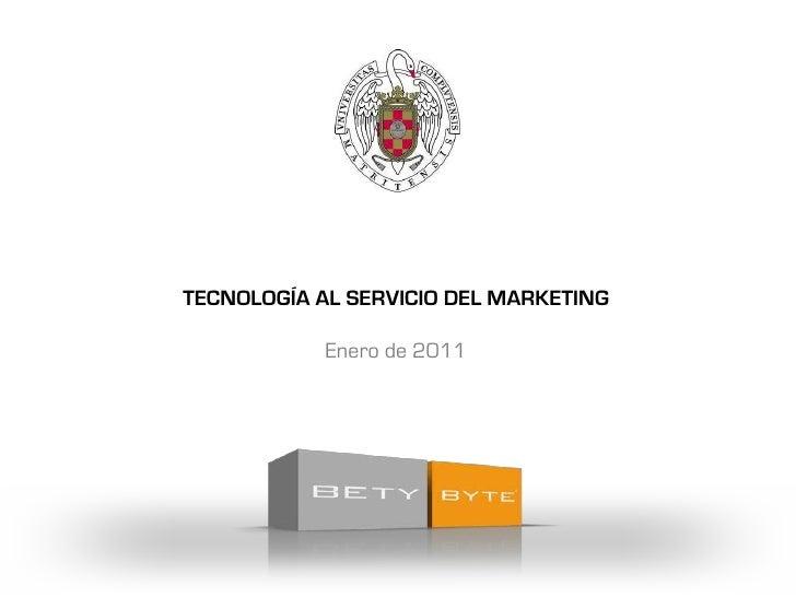 La Tecnología Al Servicio Del Beso: La Tecnología Al Servicio Del Marketing