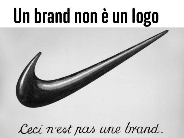 Un brand non è un logo