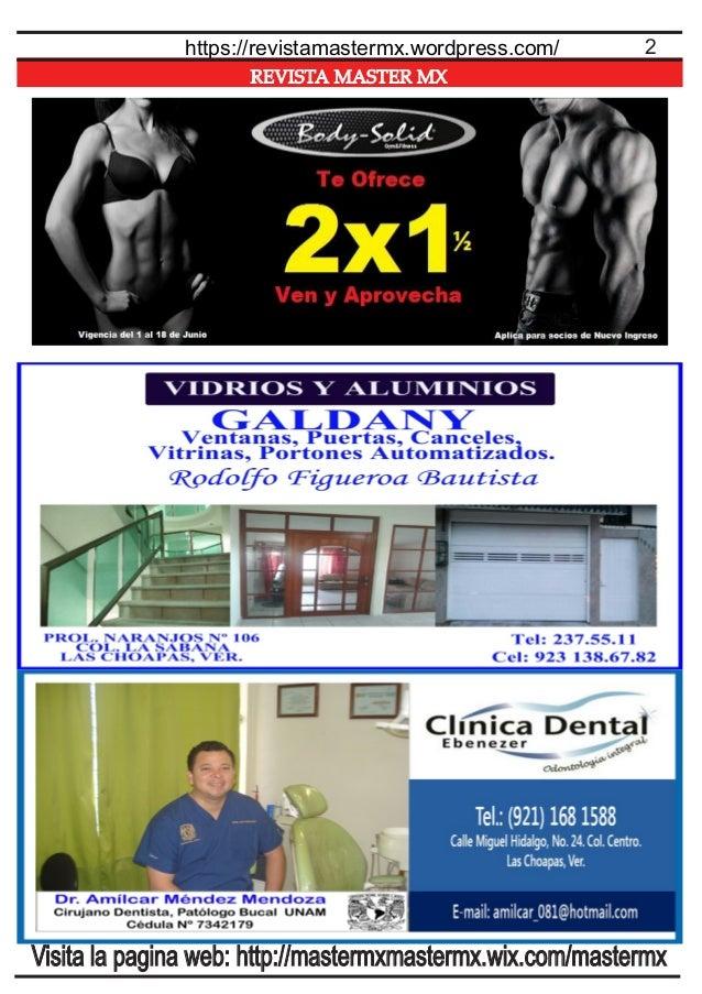 Master mx 41ª edicion Slide 3