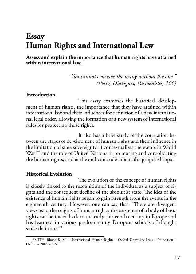 human rights mccann essay Objectives: students will learn the basic elements of writing the beginning,  middle, and end of an essay •• students will critically assess a photograph and  use.