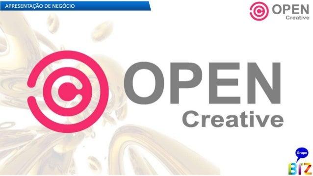 Open Creative - Grupo Biz