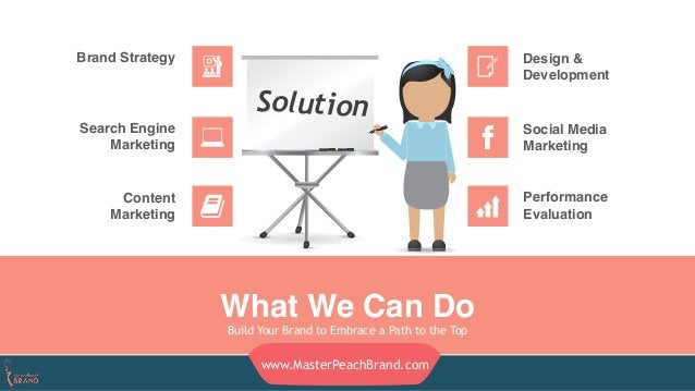 Design & Development Social Media Marketing Performance Evaluation Brand Strategy Search Engine Marketing Content Marketin...