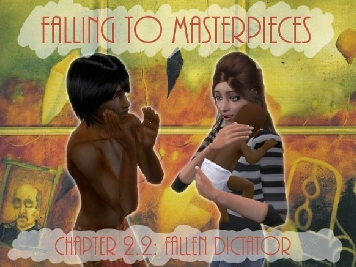 Welcome again to Falling to Masterpieces, an artistic alphabet legacy.Looks like the elders finally finished Anjolie and C...