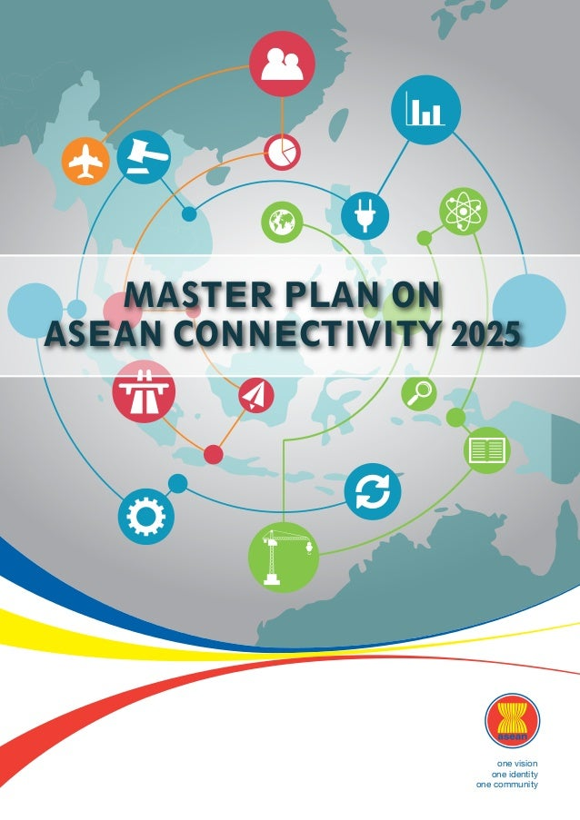 one vision one identity one community MASTER PLAN ON ASEAN CONNECTIVITY 2025