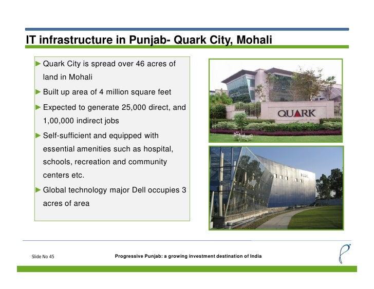 social infrastructure of punjab