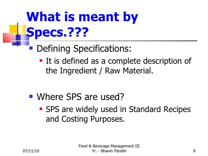 what is standard cost? definition and meaning essay An estimated or predetermined cost of performing an operation or producing a good or service, under normal conditions standard costs are used as target costs (or basis for comparison with the actual costs), and are developed from historical data analysis or from time and motion studies.