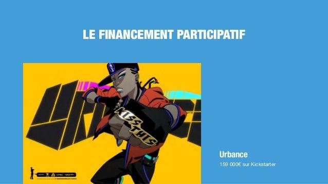 Urbance 159 000€ sur Kickstarter LE FINANCEMENT PARTICIPATIF