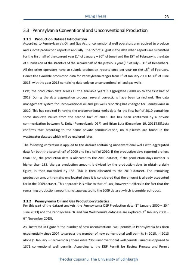 hydraulic fracture thesis Hydraulic fracturing: fracking essay 1860 words | 8 pages i became interested in hydraulic fracturing thesis: today i will.