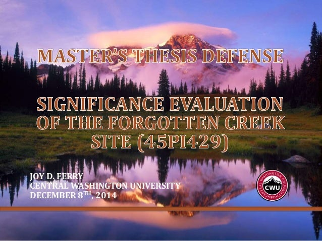 Masters Thesis Share: Registration Open! | GISA