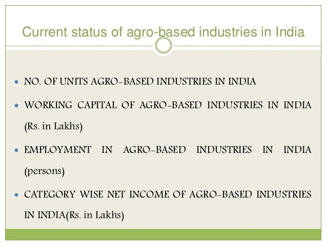 agro based industries Media in category ministry of agriculture and agro-based industries (malaysia) the following 6 files are in this category, out of 6 total.