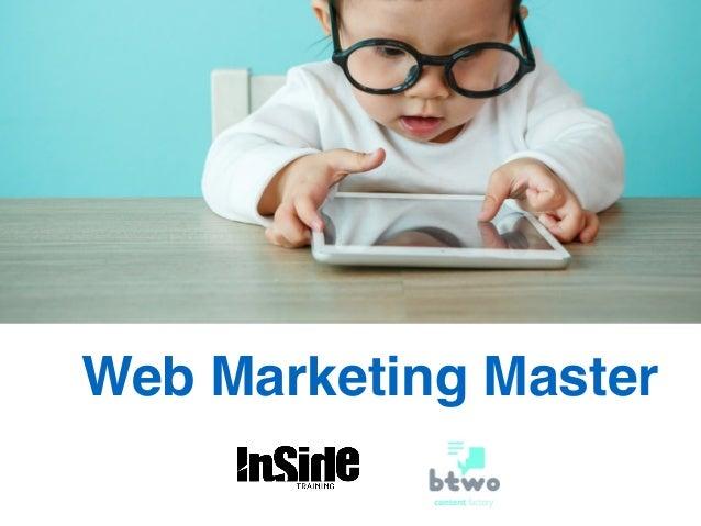 Web Marketing Master