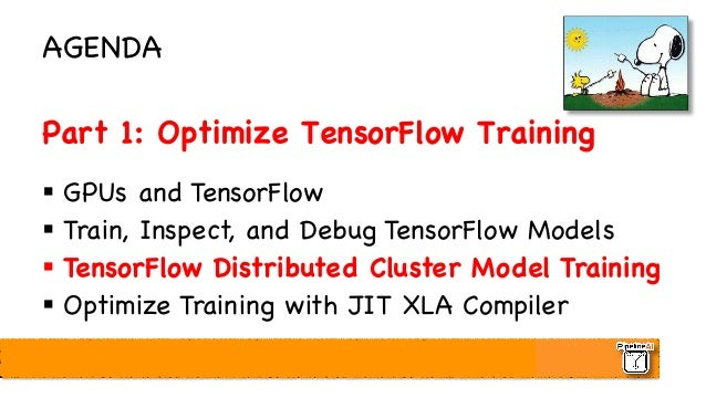 High Performance Distributed TensorFlow in Production with