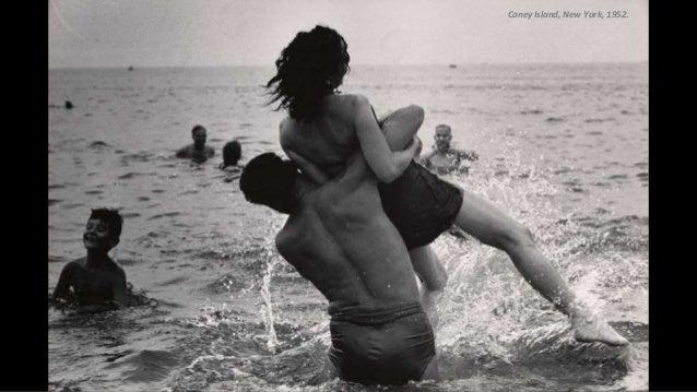 Coney Island, New York, 1952.