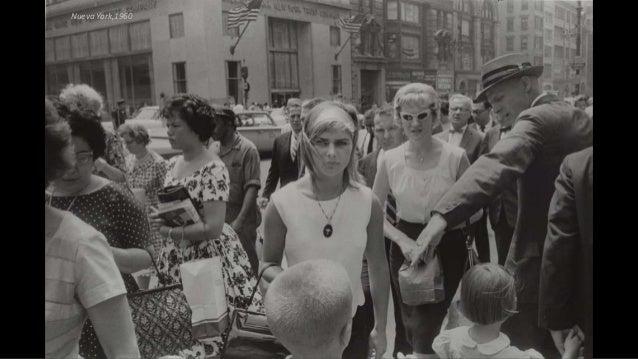 Nueva York,1960